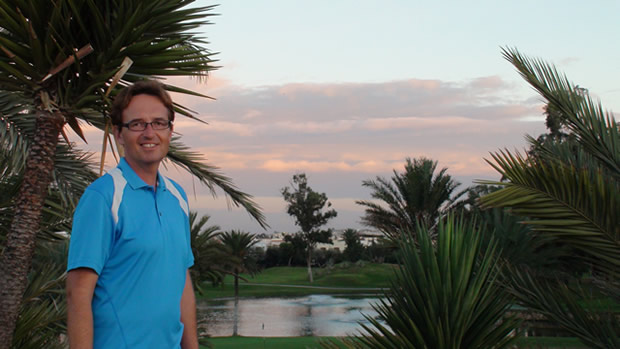 Coaching golf par Laurent Jockschies